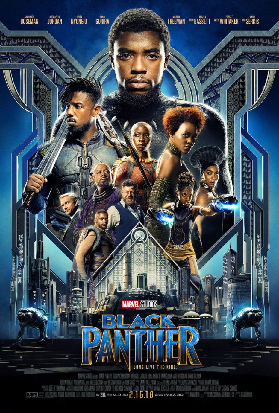 2o trailer de Black panther