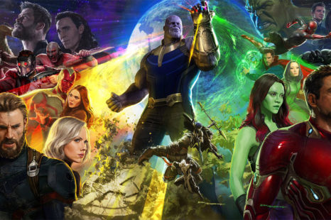 Primer teaser de Vengadores: Infinity War