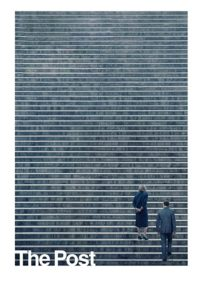 "Poster de la película ""The Post"""