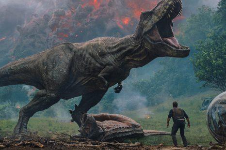 Ya está aquí! Primer trailer en castellano de Jurassic World: El reino caído!