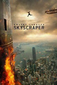 "Poster de la película ""Skyscraper"""