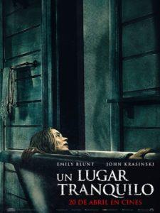 """Poster de la película """"Un Lugar en Silencio"""""""