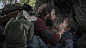 """Imágenes de la película """"Un Lugar en Silencio"""""""