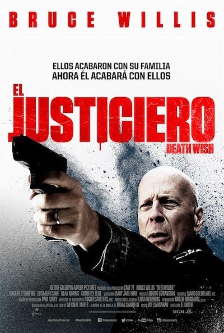 El justiciero: otra vuelta al dilema de la justicia