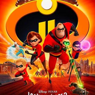 Nuevo Tráiler de Los Increíbles 2 de Disney – Pixar