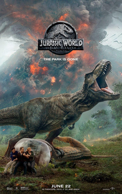 Trailer final de Jurassic World 2: El reino caído!!