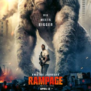 Rampage – Un Copito XXL la lía parda en Chicago!