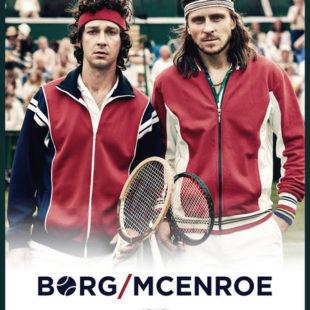 Borg vs. McEnroe: esplendor en la hierba