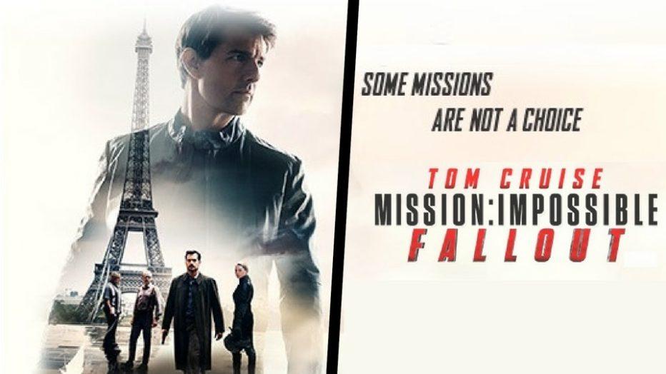 Nuevo trailer de Mission Impossible Fallout
