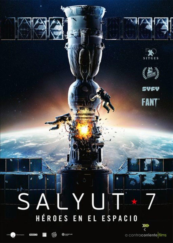 Salyut-7: superproducción espacial a la rusa