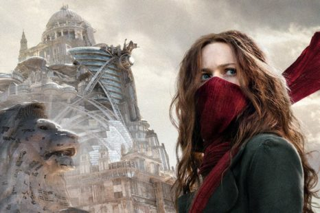 Trailer Mundial en español de Mortal Engines