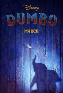 """Poster de la película """"Dumbo"""""""