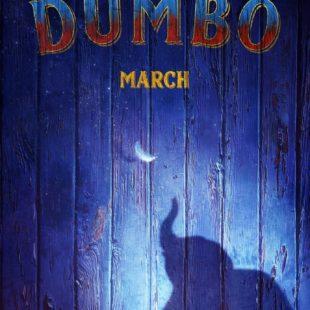Primer teaser del Dumbo de Tim Burton