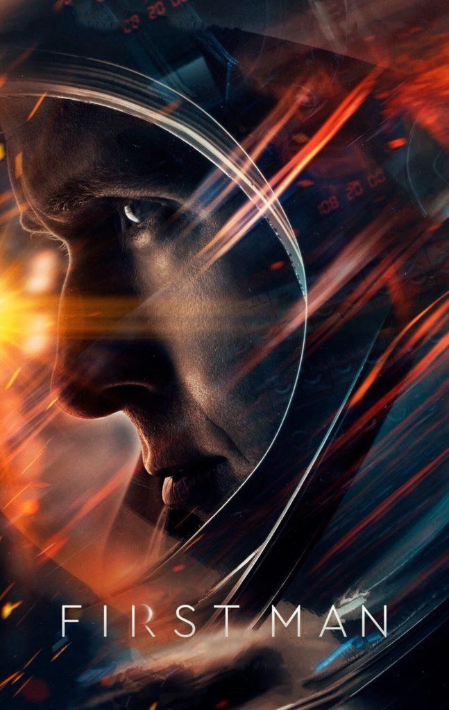 """Poster de la película """"First Man"""""""