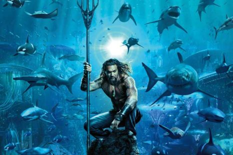 Primer poster de Aquaman de James Wan