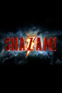 """Poster de la película """"Shazam!"""""""