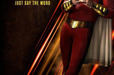 Shazam: BIG con superpoderes
