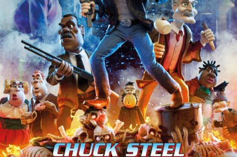 Chuck Steel : Night of the Trampires
