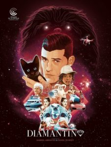 """Poster de la película """"Diamantino"""""""