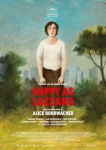 "Poster de la película ""Happy as Lazzaro"""