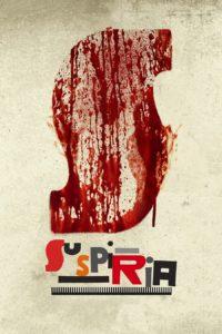 """Poster de la película """"Suspiria"""""""