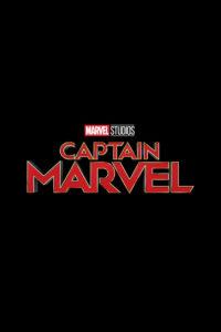 """Poster de la película """"Capitana Marvel"""""""