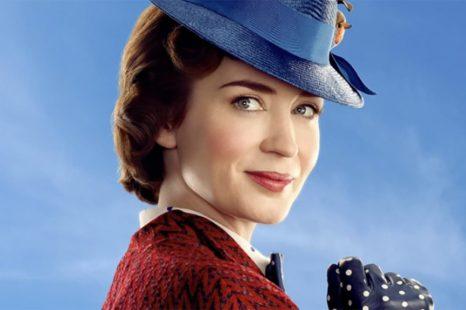 Nuevo trailer de El regreso de Mary Poppins