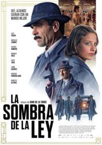 """Poster de la película """"La sombra de la ley"""""""