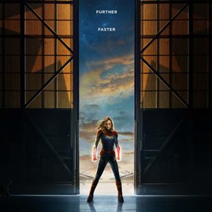 ¡Primer teaser trailer de Captain Marvel!