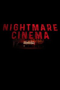 "Poster de la película ""Nightmare Cinema"""