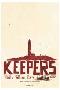 "Poster de la película ""Keepers"""