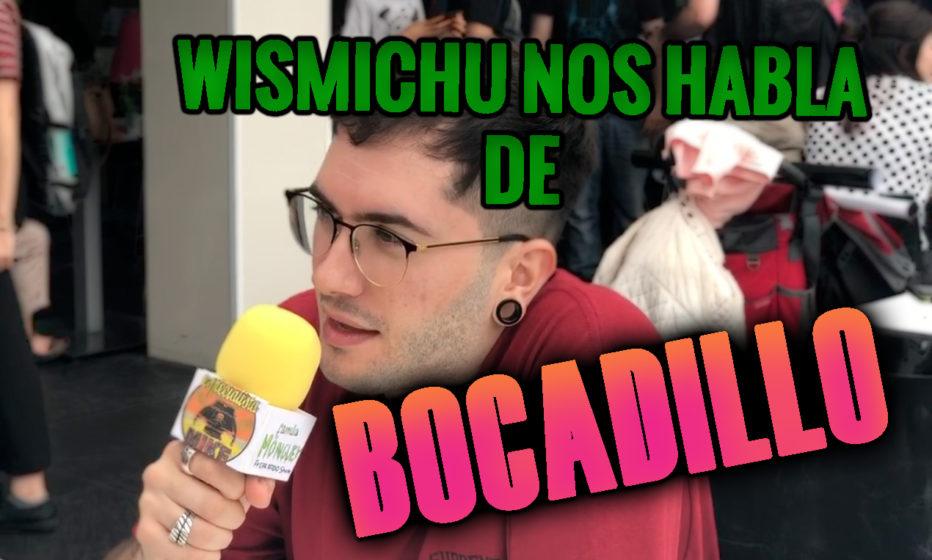 Entrevistamos a Wismichu por Bocadillo en Sitges 2018