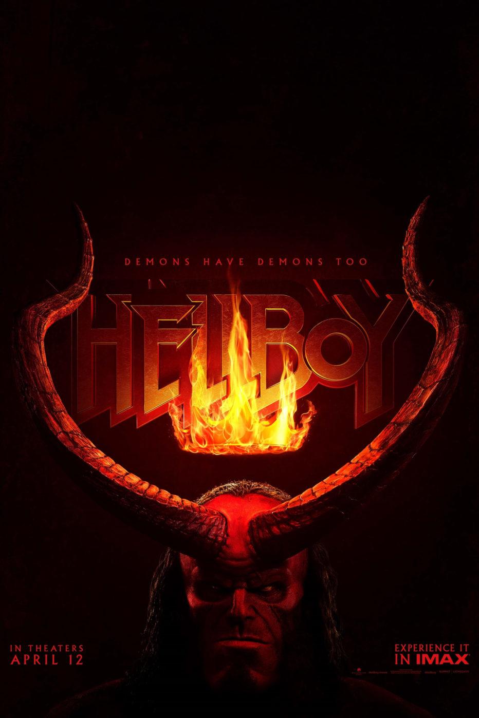 Primer trailer de la nueva Hellboy