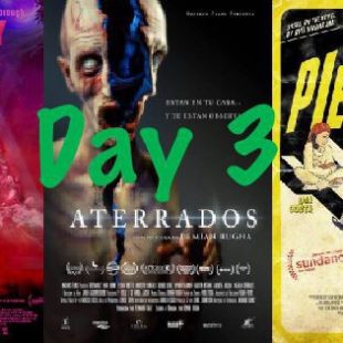 #Sitges2018. Day 3 – Mandy – Aterrados – Piercing