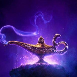 ALADDÍN (2019) – Nuevo adelanto oficial – Aparece el Genio