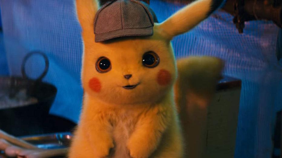 POKÉMON Detective Pikachu – Tráiler Oficial #1