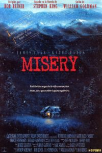 """Poster de la película """"Miseria"""""""