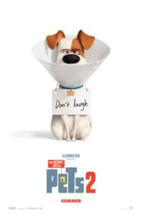 "Poster de la película ""The Secret Life of Pets 2"""