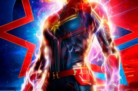 «Captain Marvel» Nuevo poster y 2o trailer para mañana