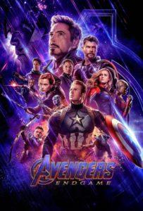 """Poster de la película """"Vengadores 4"""""""