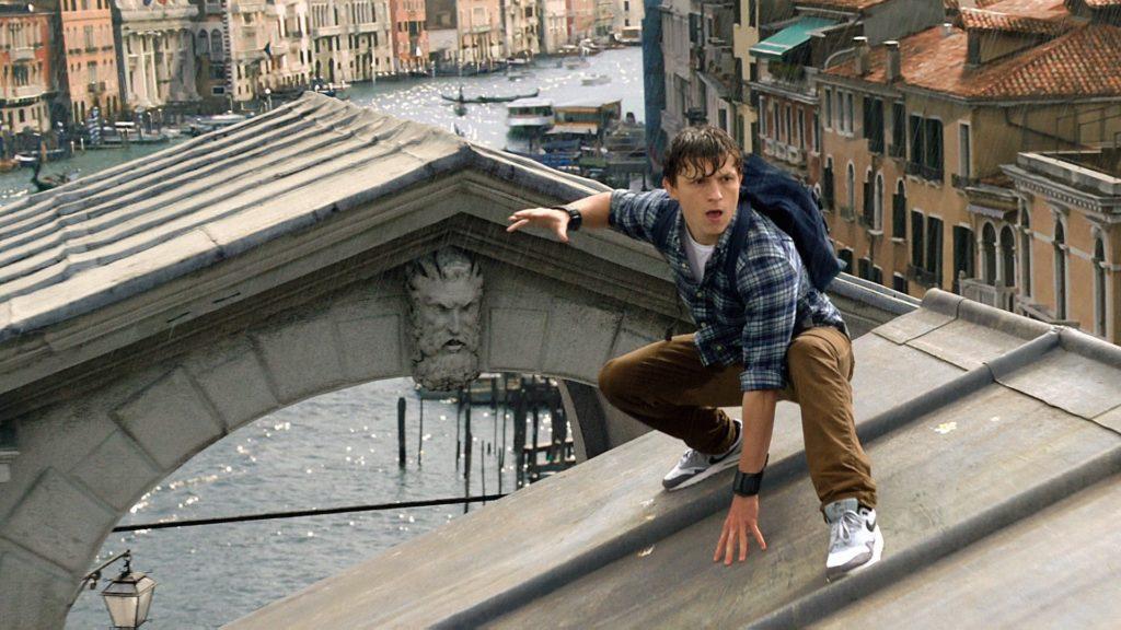 """Imágenes de la película """"Spider-Man: Lejos de Casa"""""""