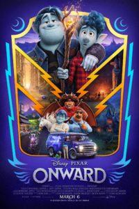 """Poster de la película """"Onward"""""""