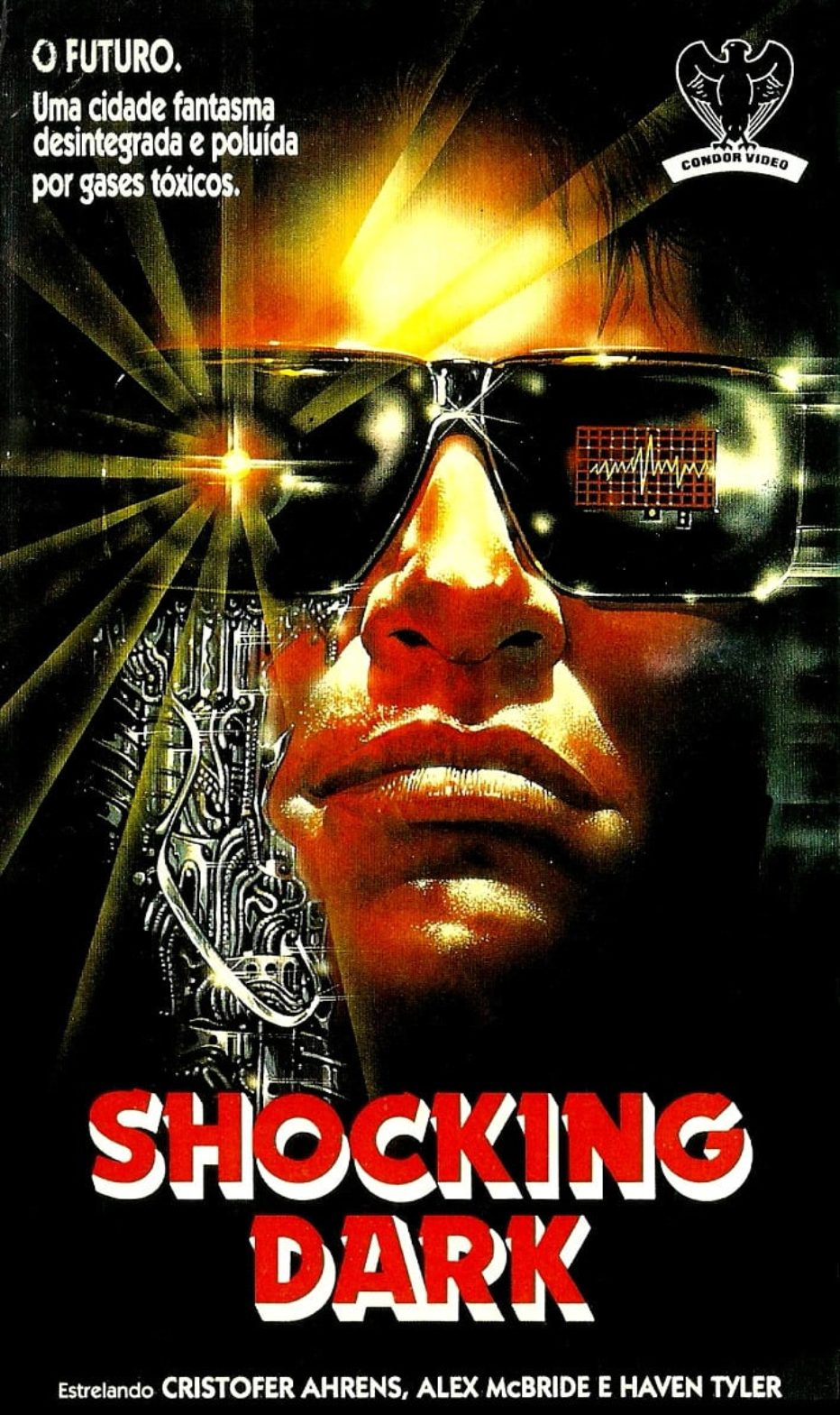 Terminator 2: Shocking dark