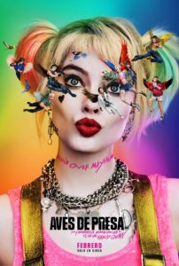 "Poster de la película ""Birds of Prey (And the Fantabulous Emancipation of One Harley Quinn)"""