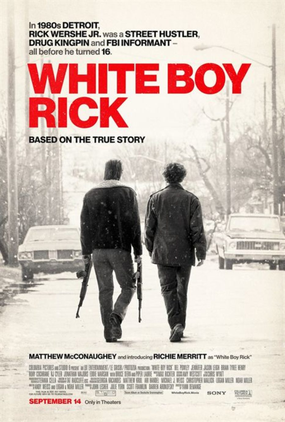 White Boy Rick: las consecuencias de los actos
