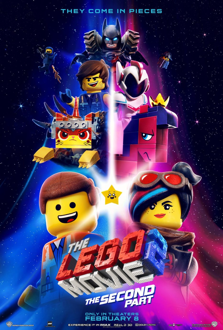The Lego Movie 2 es Magistral