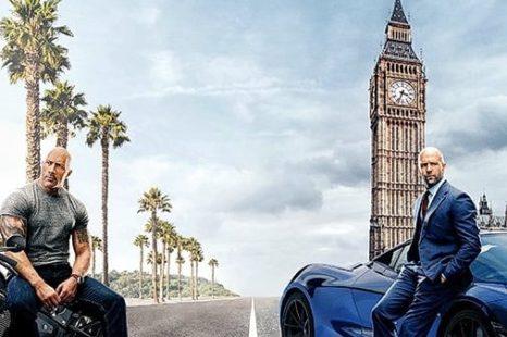 Primer trailer de Fast & Furious: Hobbs & Shaw