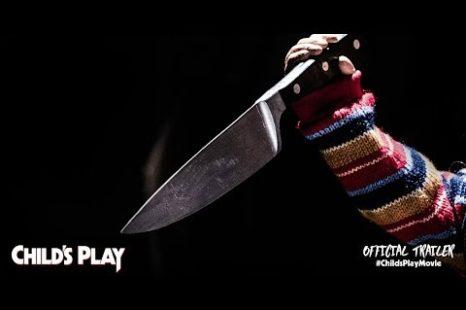 CHILD'S PLAY – El primer trailer del nuevo Chucky