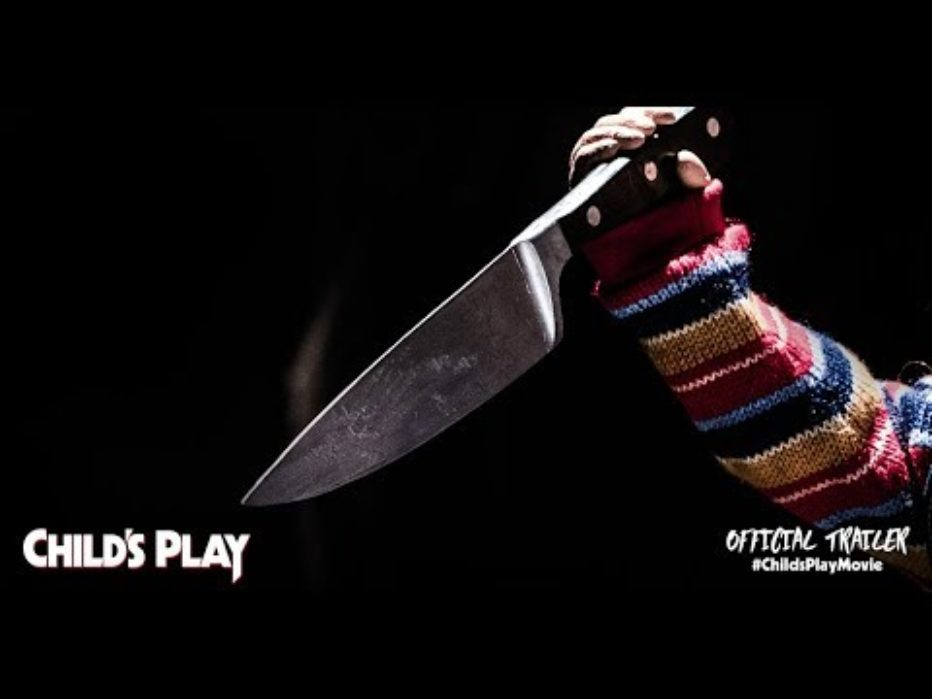 CHILD'S PLAY – El primer trailer del nuevo Chucky