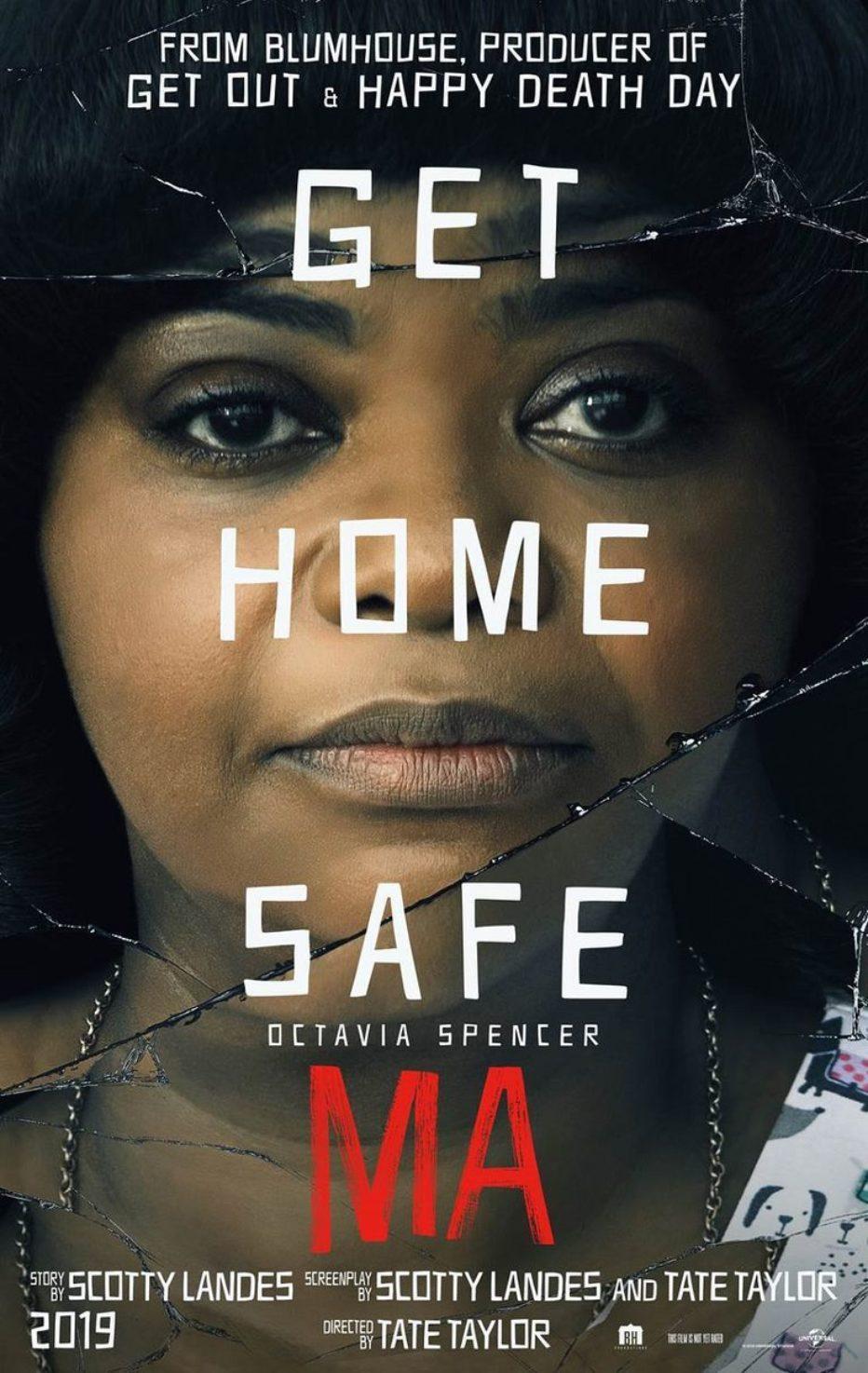 Primer trailer de Ma, con Octavia Spencer